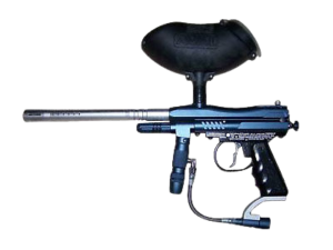 How a Paintball Gun Works