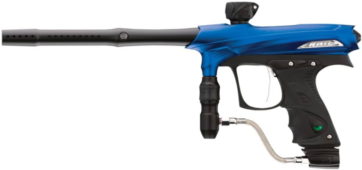 Dye Proto Rail Paintball Gun Review 2021