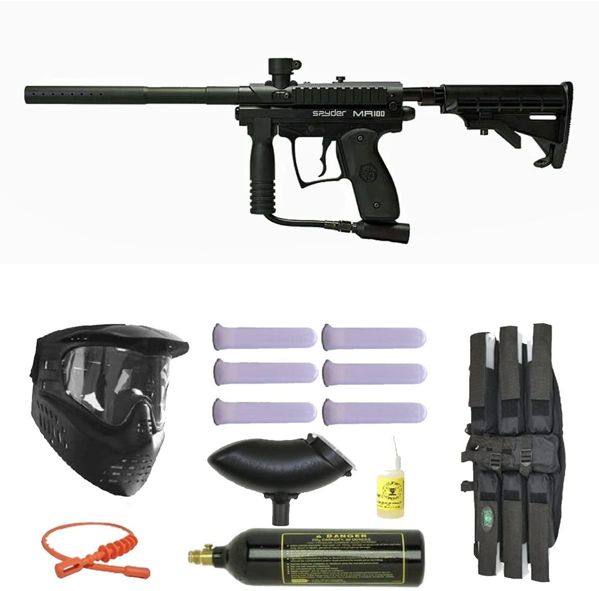 Spyder MR100 Pro Paintball Gun Review 2021