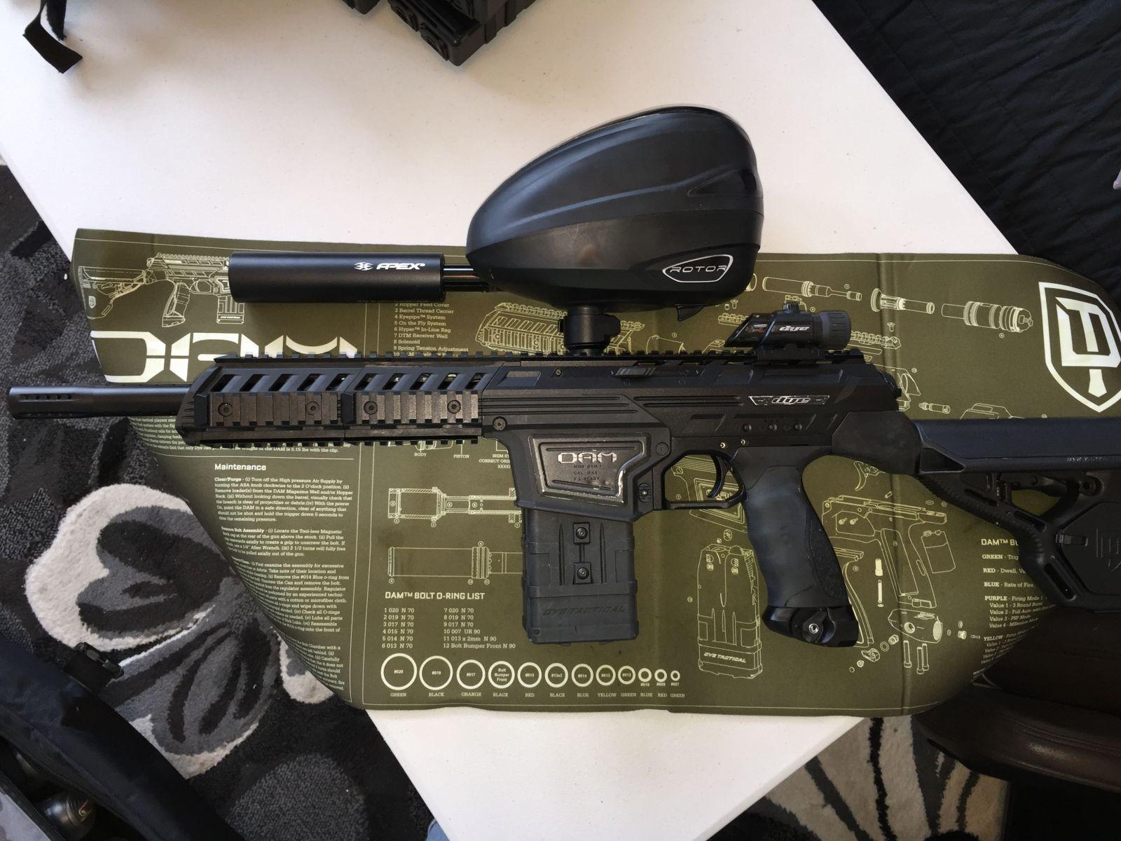 Dye Assault Matrix Review 2021